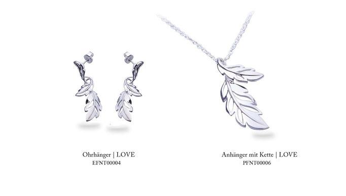 Serie - LOVE (Silber)