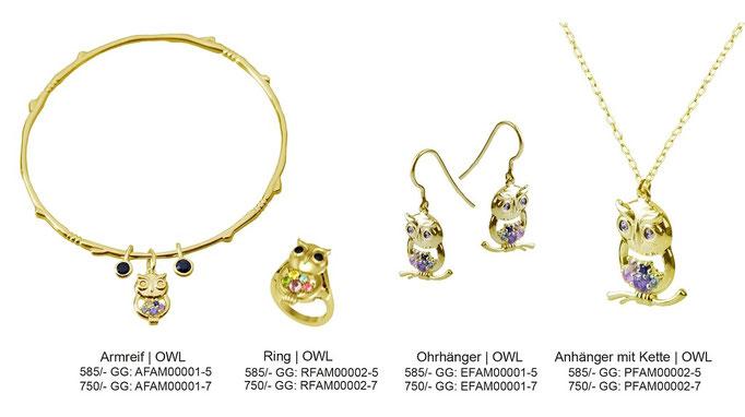 Serie - OWL (Gold)