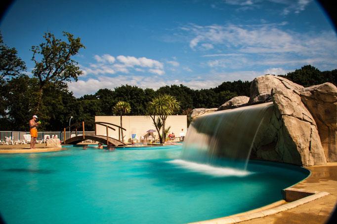 Photographe hotelerie de plen air et camping - La baule et presqu'ile guérandaise