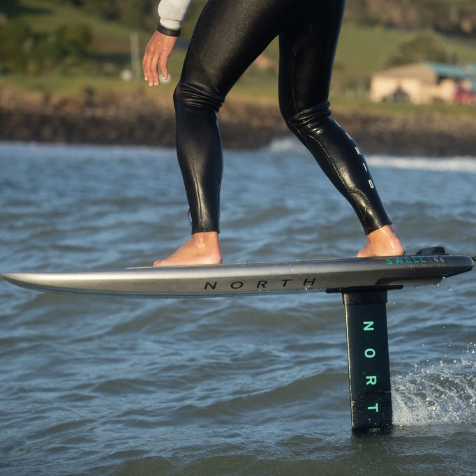 North Swell Foil Board bei WindSucht
