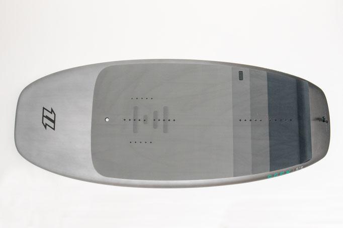 North Kiteboarding Seek Board mit Insert und verschiedene Größen