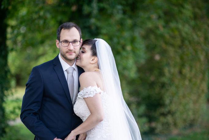 Fotograf und Videograf in Bad Orb für russische Love-Story vor der Hochzeit