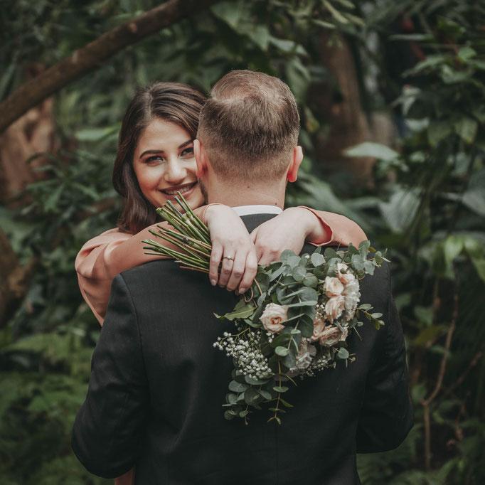 Videograf für professionelles Hochzeitsvideo in Frankfurt und Deutschlandweit