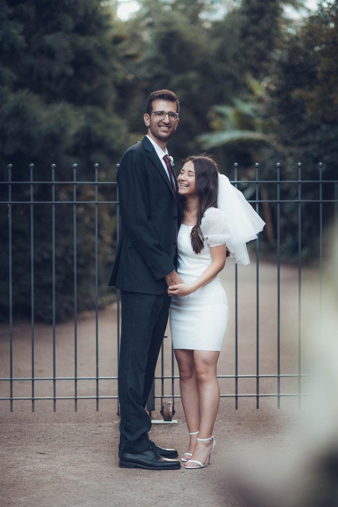 Fotograf und Videograf für internationale Hochzeiten Deutschlandweit
