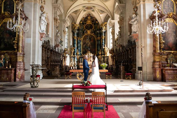 Professioneller Fotograf für russische und internationale Hochzeiten in Coburg