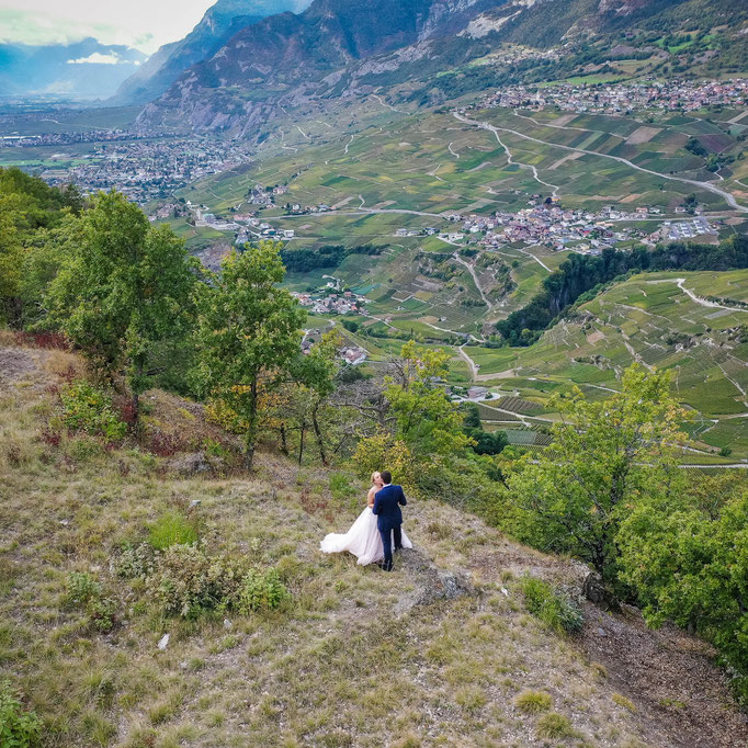 Hochzeitsfilm von eurer Hochzeit inklusive Musiktrailer für russische deutsche und internationale Hochzeiten in Darmstadt