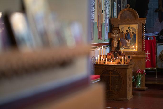 Moldawische Orthodoxe Taufe in Frankfurt am Main, Offenbach, Wiesbaden, Mainz, Bad Homburg und Darmstadt fotografieren oder filmen lassen