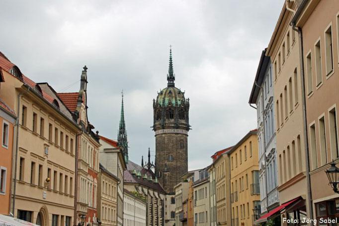 Die Wittenberger Schlosskirche