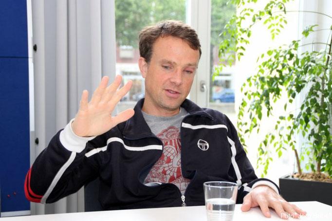 Philosph und Autor Tobias Hürter