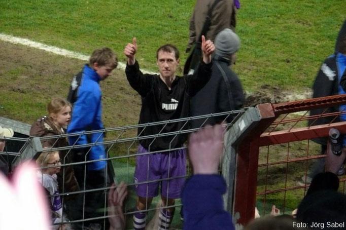 Rekordspieler Joe Enochs vom VfL Osnabrück