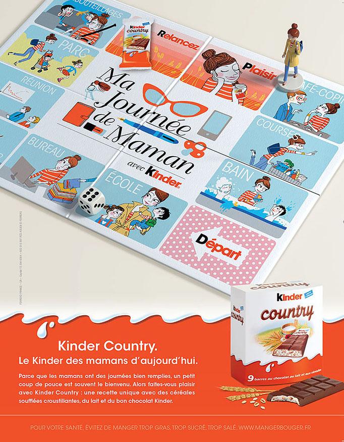 BETC-2013 pour Kinder