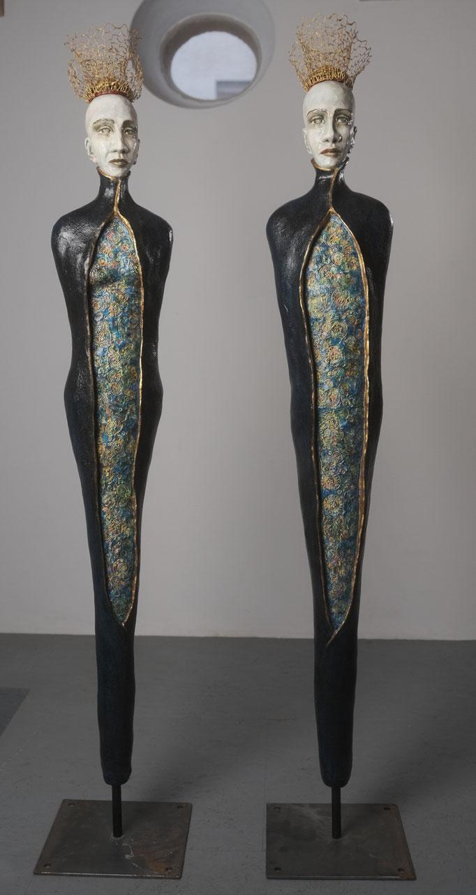 Celestial Spectators, 172cm bzw. 175cm