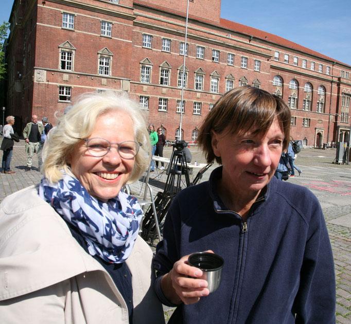 70. Jahrestag Grundgesetz Kieler Rathausplatz 23.05.19 / Fotograf: Jens Jacobus