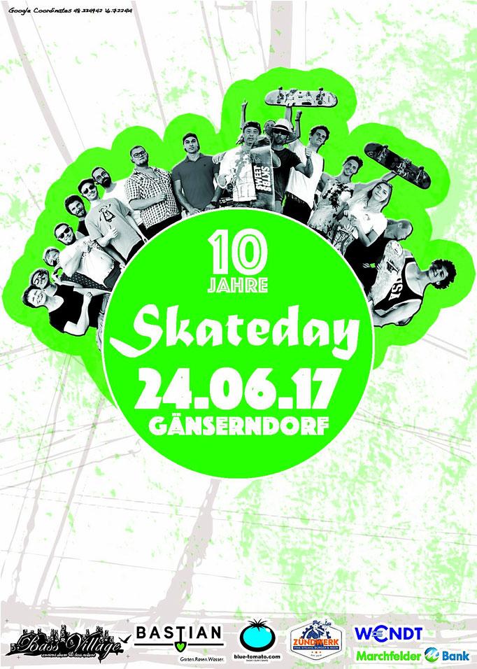 skateday 2017