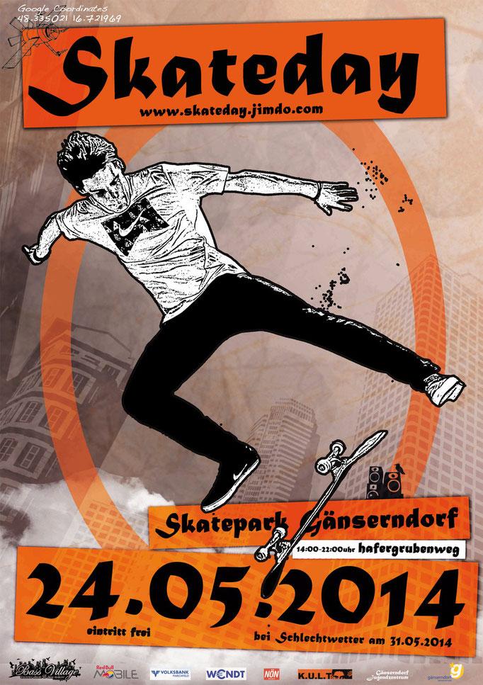 skateday 2014