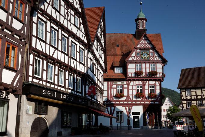 Innenstadt Bad Urach