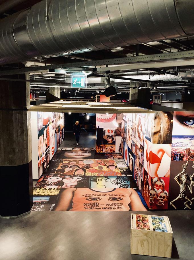 Ed van der Elsken - FotoMuseum Rotterdam - Lust for Life 2019 - by Landa Penders