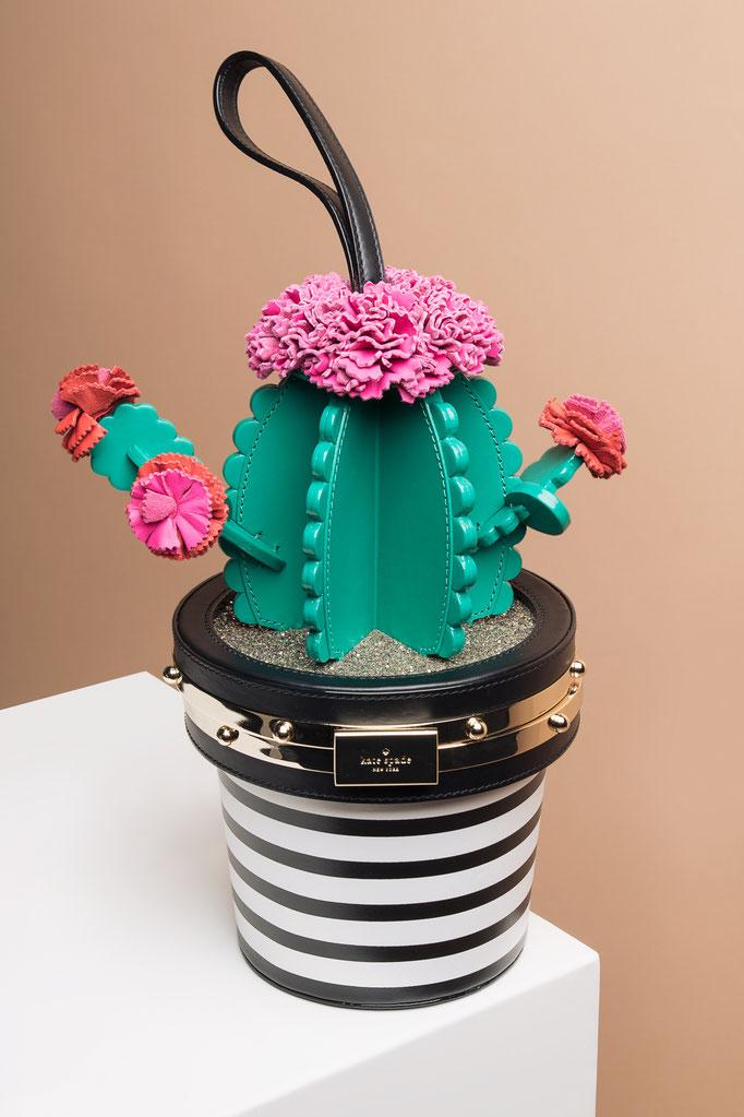 Normaal contrast - Kate Spade Cactus Tas door fotograaf Landa Penders