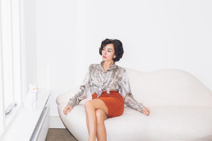 Stylist Inez Naomi | Rotterdam | by Landa Penders