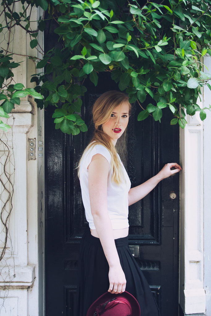 Eva Lammers | Amsterdam | by Landa Penders