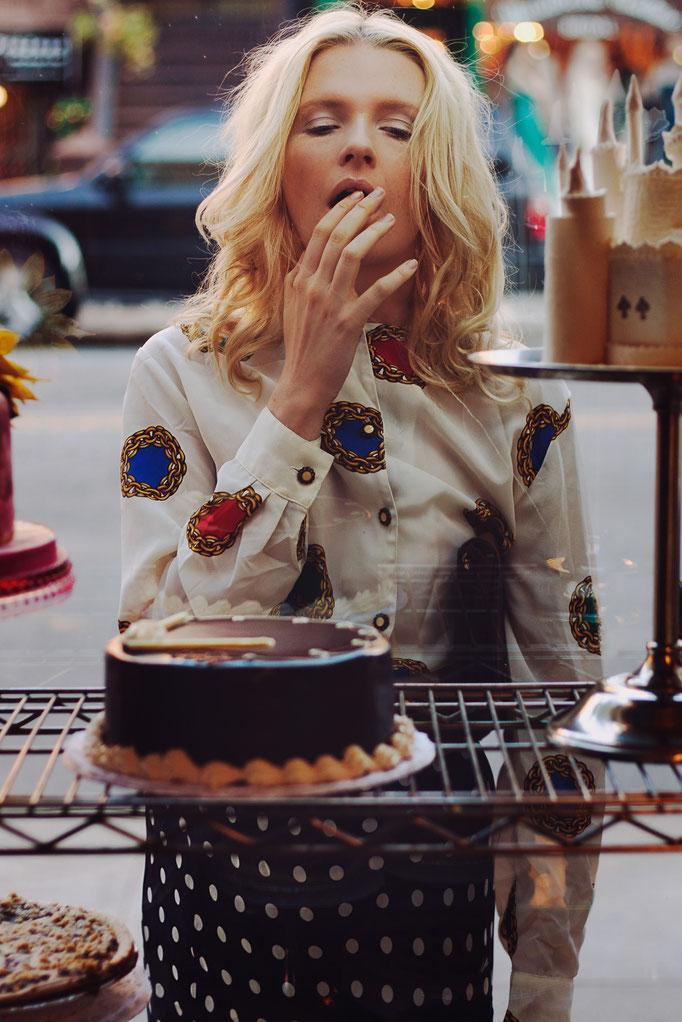 Tereza Janakova | NYC | by Landa Penders