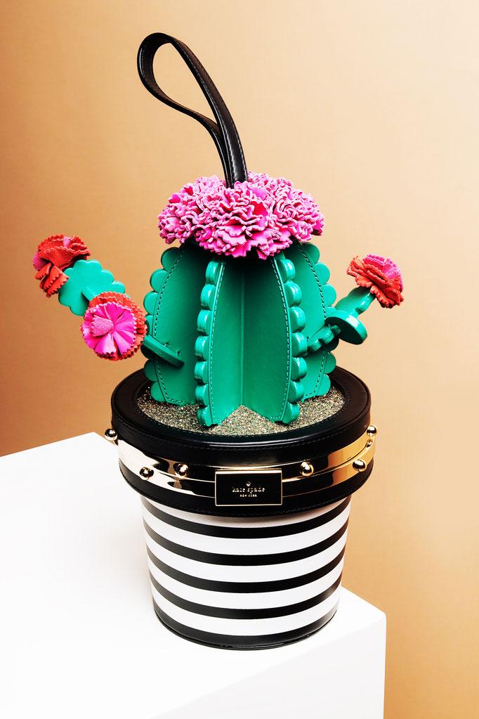 Hoog contrast - Kate Spade Cactus Tas door fotograaf Landa Penders