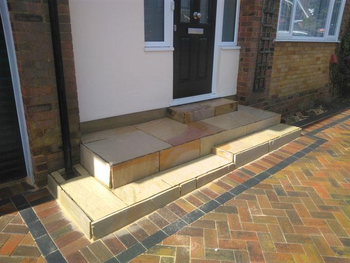 Brickworks and patios