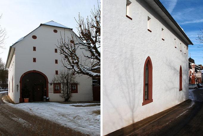 Sanierung Umbau Scheune