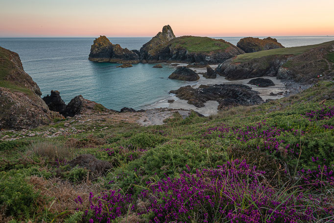 Kynance Cove, Cornwall, England, UK