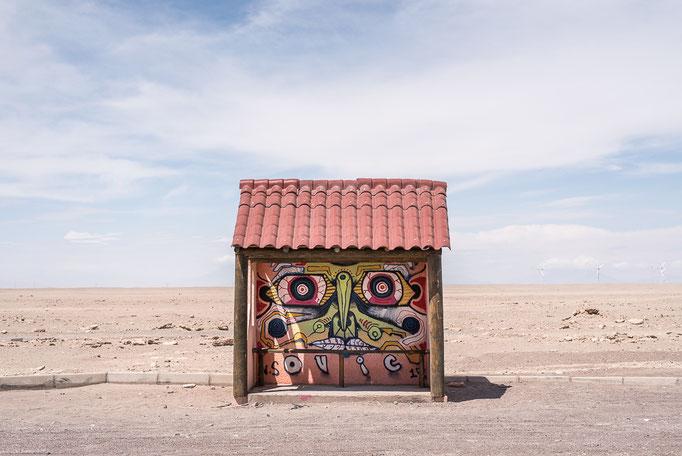 Atacama Bus Stop