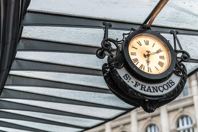 Place Saint-François, Lausanne