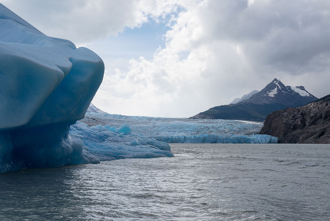 Grey Glacier, Torres del Paine National Park