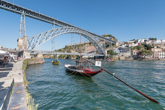 Ponte Dom Luis I, Douro, Porto