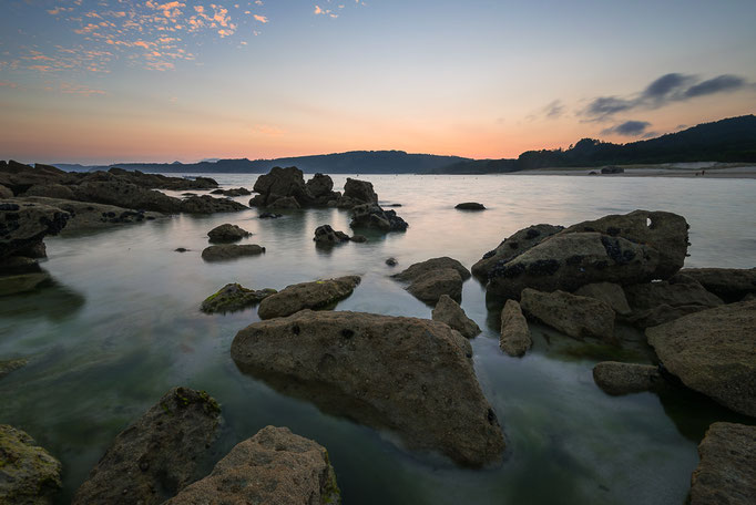 Praia de Nerga, Galicia, Spain