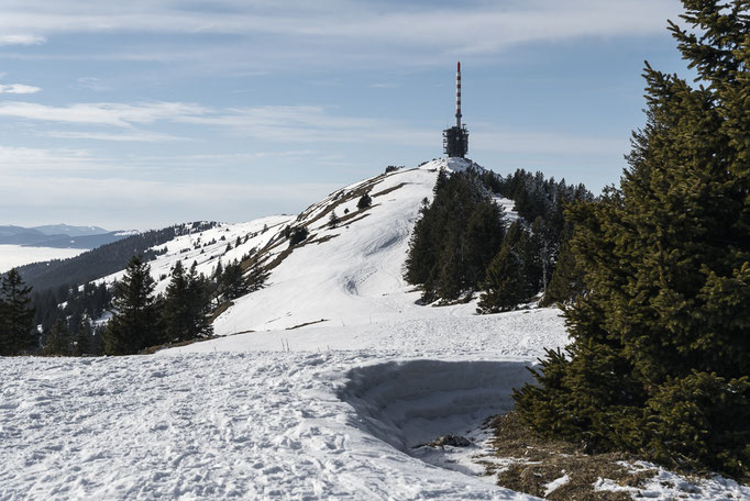 Chasseral, Berne