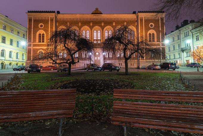 Finnish House of Nobility, Ritarihuone, Helsinki