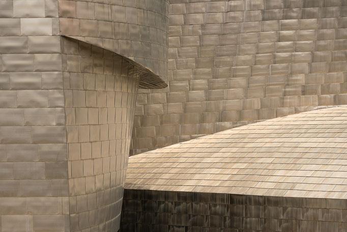 Guggenheim Museum, Bilbao, Spain