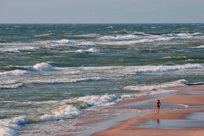 Neringa Beach