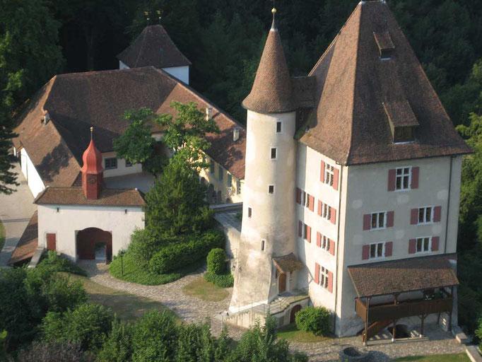 Luternauturm Schloss Liebegg