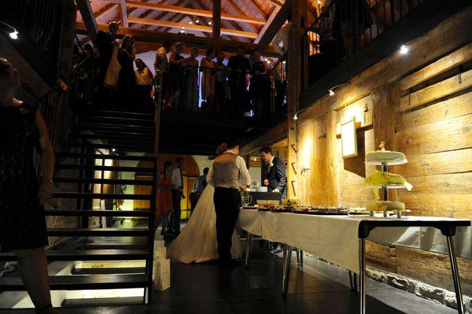 Schloss Schüür - Hochzeiten