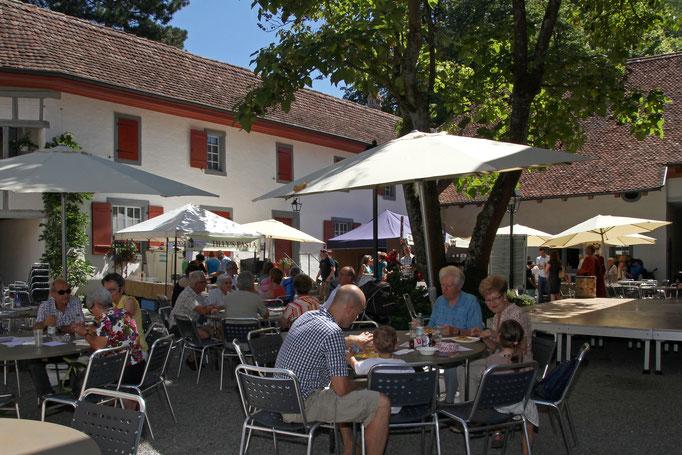 Jubiläum 10 Jahre Verein Schloss Liebegg