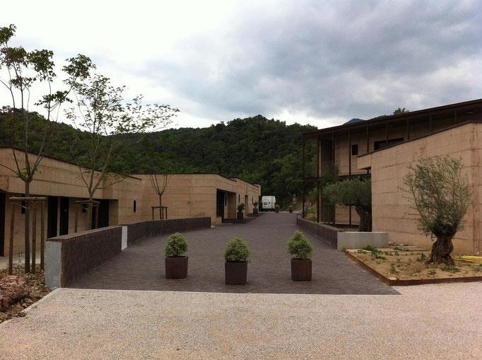 Centre de retraite des fontanilles - Maureillas (66) - Architectures Scaranello