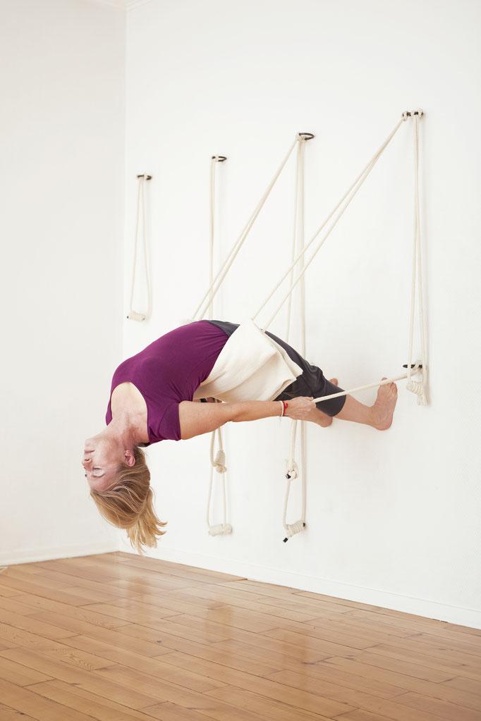 Susanne Schütte-Steinig Iyengar Yoga München Schwabing