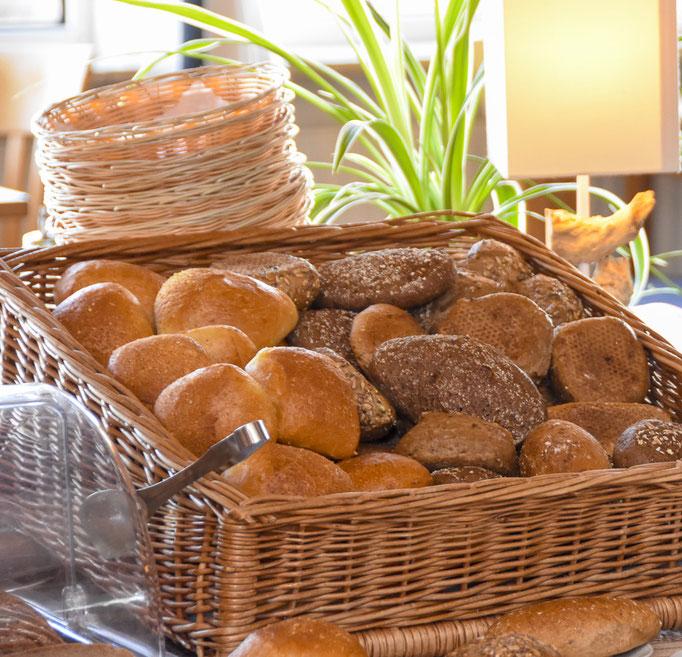 Bio Frühstück auf Langeoog ...