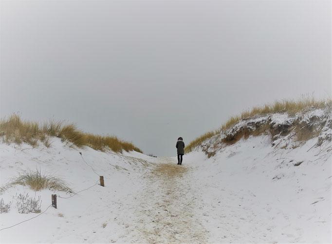 Winter auf Langeoog