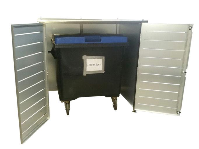 Mülltonnenverkleidung 1100 Liter