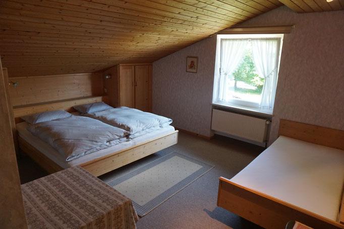 Schlafzimmer Fewo 1