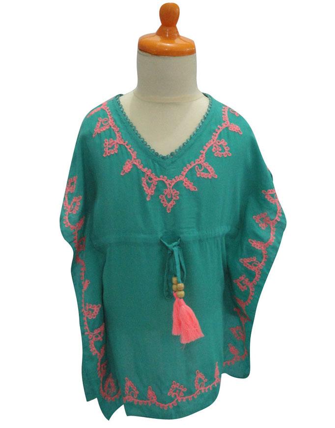 Dress Bali, türkis in Gr 6/10 47€