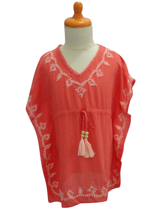 Dress Bali, coral in Gr 6 47€