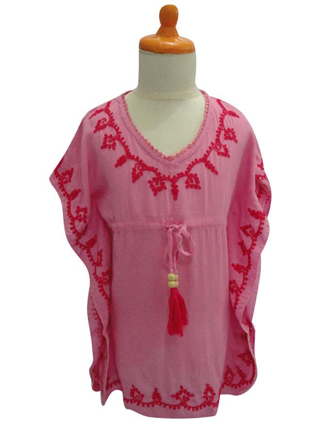 Dress Bali, pink in Gr 4/6/8/10/12  47€